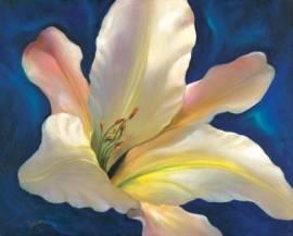 Tageskurs, z.B. Blumen in Öl nach Jenkins - Bild vergrößern