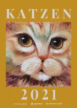 Handsignierter Kalender 2021 (limitierte Auflage!) - Bild vergrößern