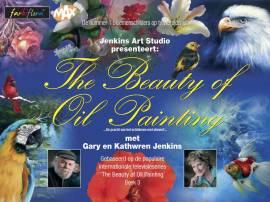 Buch 3 Gary & Kathwren Jenkins The Beauty of Oil Painting (holländisch) - Bild vergrößern