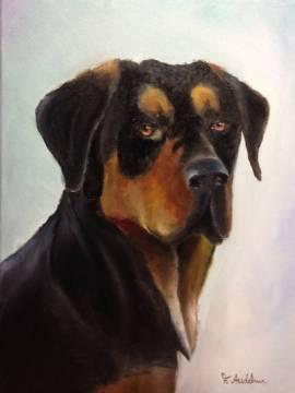 dogs in oil 20.05.-24.05.2019 - Bild vergrößern