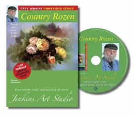 DVD Gary Jenkins Homevideo Series -Country Roses- (Englisch) - Bild vergrößern