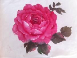 5 Tage Schulung Blumenmalerei nach Gary & Kathwren Jenkins -Bronze- 15.-19.06.2020 - Bild vergrößern