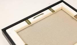 Einrahmungszubehör klassischer Rahmen - Bild vergrößern