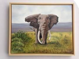 Selbsbausatz Kombinationsrahmen natur für 50 x 60 cm - Bild vergrößern