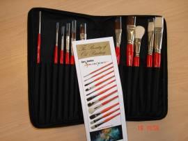Master Pinselset Gary Jenkins Pigment Power - Bild vergrößern